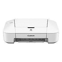 Canon PIXMA IP2850 (A4) Colour Inkjet Photo Printer (White)