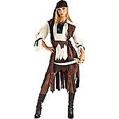 Caribbean Pirate Babe - STD