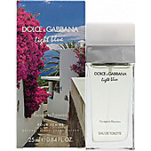 Dolce & Gabbana Light Blue Escape to Panarea Eau de Toilette (EDT) 25ml Spray For Women