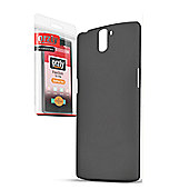 Orzly FlexiSlim Case for OnePlus One - Black
