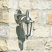 Endon Lighting Wall Lantern in Stainless Steel