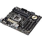 Asus Z97M-PLUS Desktop Motherboard - Intel Z97 Express Chipset - Socket H3 LGA-1150