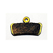 Clarks Sintered Disc Brake Pads w/Carbon for Avid XO Trail