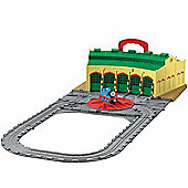 Thomas and Friends Take n Play Tidmouth Sheds Playset