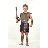 Roman Warrior - Child Costume 7-8 years