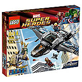 LEGO Super Heroes The Avengers Quinjet Aerial Battle 6869