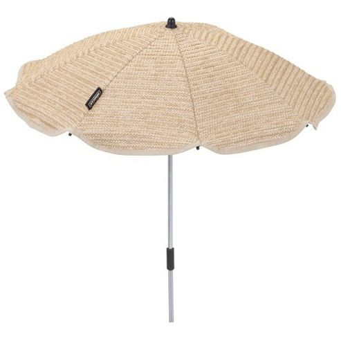 Bebecar Prive Luxury Parasol (Green Weave)
