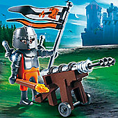 Playmobil - Eagle Knight with Cannon Gift Egg 4933