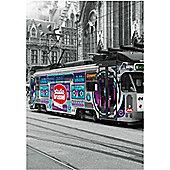 Villamos Gentben - Belgium - 500pc Puzzle