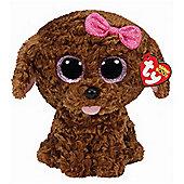 Ty Beanie Boos BUDDY - Maddie the Brown Dog 24cm