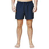 F&F Short Length Swim Shorts - Navy