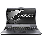 "AORUS X3 13.9"" Intel Core i7 Windows 10 16GB RAM 2x 512GB SSD Gaming Laptops Grey"