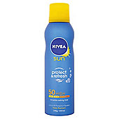 Nivea Sun Protect And Refresh Spf50