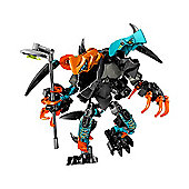 Lego Hero Factor Splitter Beast vs. Furno and Evo - 44021