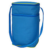 JL Childress MaxiCOOL 6 Bottle Insulated Cooler Bag - Blue