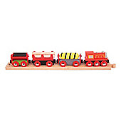 Bigjigs Rail BJT183 Supplies Train