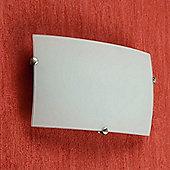 Faro Salon One Light Wall Sconce in Nickel Matte (Set of 3)
