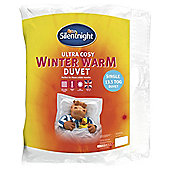 Silentnight Ultra Cosy Winter Warm  Single Duvet 13.5 Tog