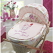 Lollipop Lane Upsy Daisy Moses Basket