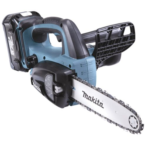 Makita Cordless LXT Top Handle Chainsaw 36v UC250DWB