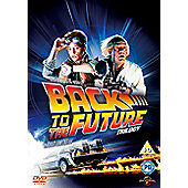 Back To The Future 1-3 DVD Boxset
