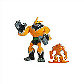 Ben 10 Omniverse 10Cm Action Figure - Shocksquatch