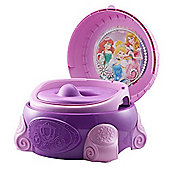 The First Years Disney Princess Magical Sparkle Potty System