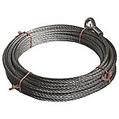 Wickey Steel Cable 25m For Zip Wire