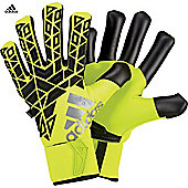 Adidas Ace Trans Pro Goalkeeper Gloves Size - Yellow