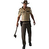 Walking Dead Rick Grimes - Standard