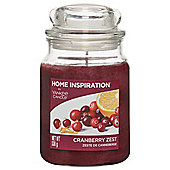 Yankee Candle Cranberry Zest Large Jar