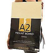 Mountboard A2 Ivory - 10pk
