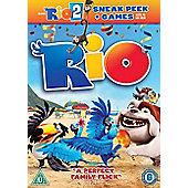 Rio DVD (Sneak Peak)