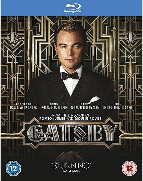 The Great Gatsby - Bluray