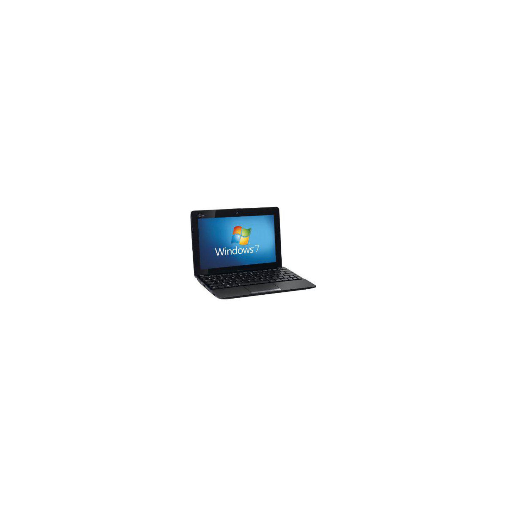 ASUS - RED GLOSS - INTEL ATOM N2600 1GB 320GB SHARED GRAPHICS CAM 10.1 INCH WINDOWS 7 STARTER at Tesco Direct