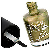 Rimmel Kate Salon Pro Nail Polish Mercury 12Ml