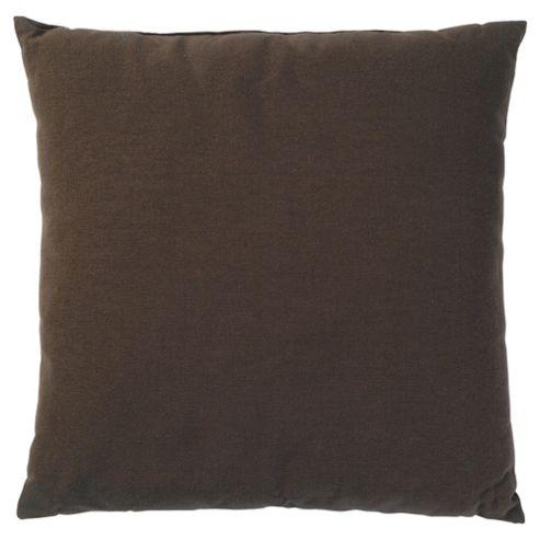 Tesco Cushion Cover- Chocolate