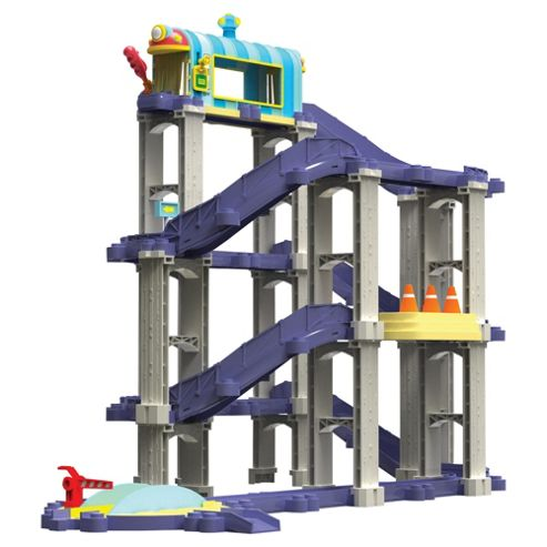 Chuggington Wilson's Wild Ride Car Playset