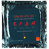 Preloaded Orange SIM card with £10 Credit