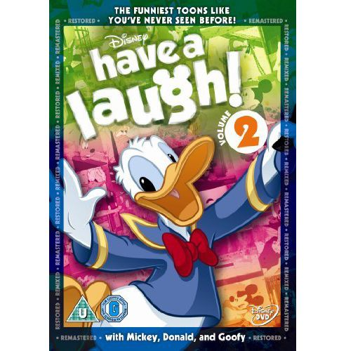 Mickey'S Have A Laugh Vol 2 (DVD Boxset)