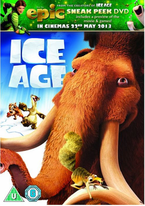 Ice Age With Bonus Disc