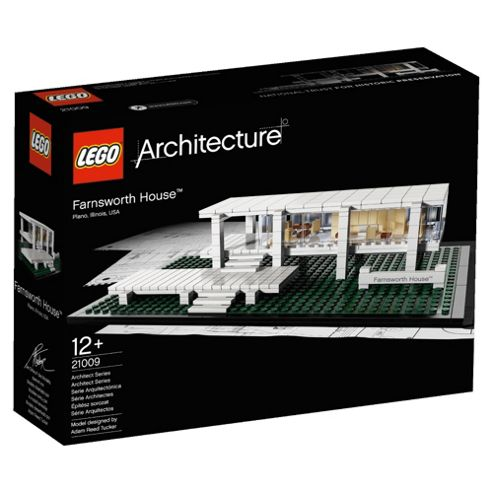 LEGO Architecture Farnsworth House 21009