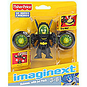 Imaginext - Dc Super Friends - Batman - Fisher Price - Mattel