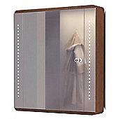 Ambient Solid Oak Bathroom Cabinet With Demister, Sensor & Shaver Socket K1Dw