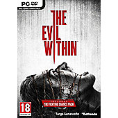 The Evil Within + Fighting Chance DLC - PC