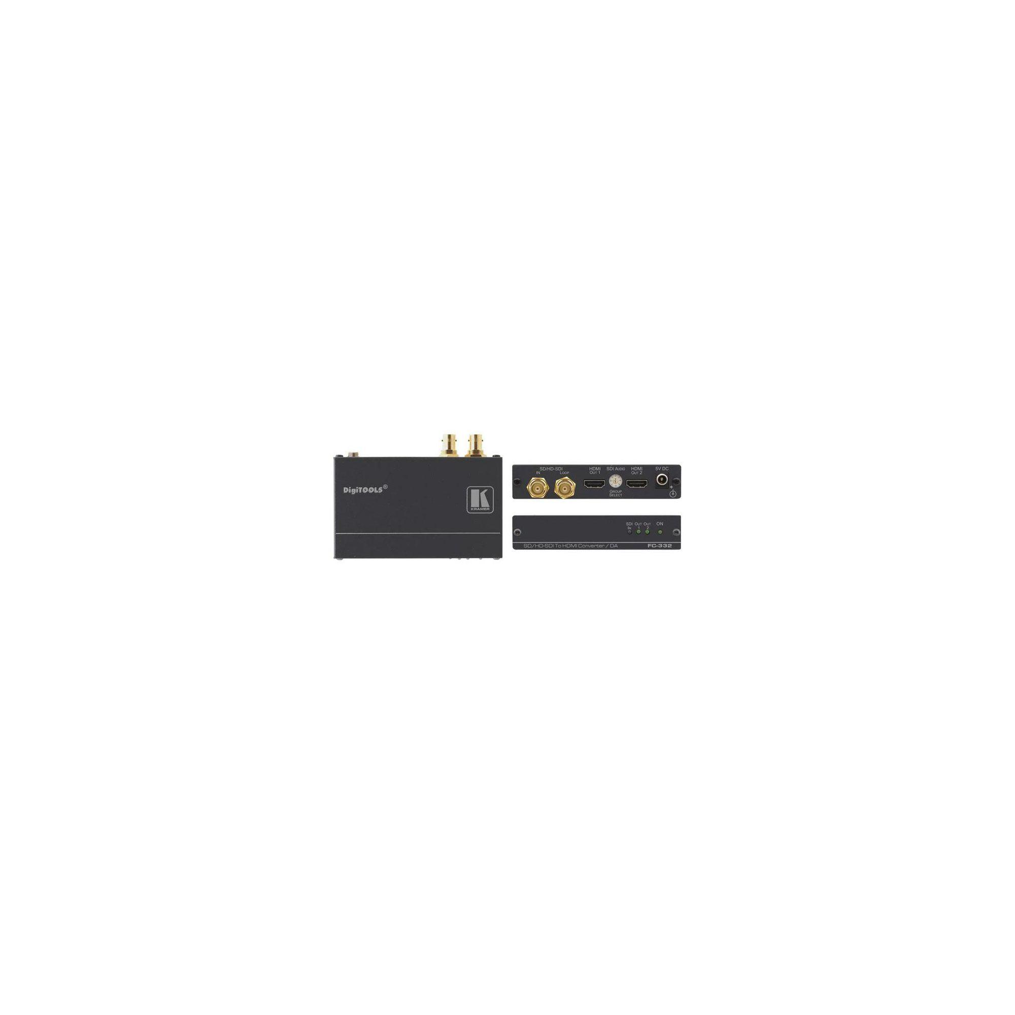 3G HD-SDI TO 2X HDMI CONVERTOR at Tesco Direct