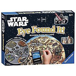 Star Wars Eye Found it!