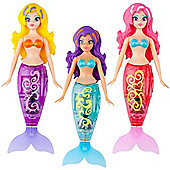 Robo My Magical Mermaid - Set of 3 (Shelly, Corissa and Pearl)