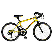 "Viking Jetstream 20"" Boys' Bike, Yellow/Black"