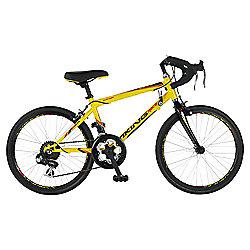 """Viking Jetstream 20"""" Bike, Yellow/Black"""